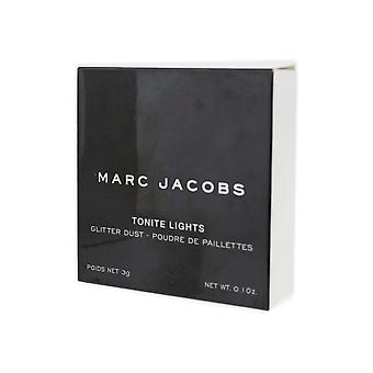 Marc Jacobs Tonite Lights Glitter Dust '306 Black Light' 0.1oz/3g New In Box
