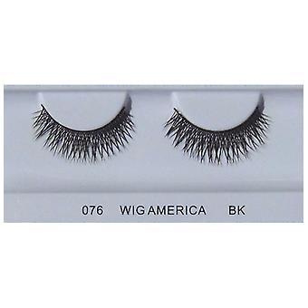 Wig America Premium False Eyelashes wig553, 5 Pairs