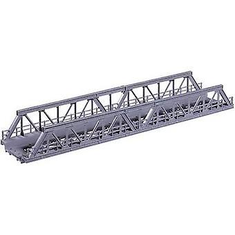 NOCH 21310 H0 Truss Brücke 1-Schienen Universal (L x B x H) 360 x 70 x 45 mm