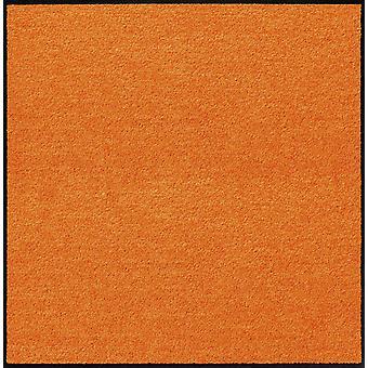 Salonloewe Fußmatte 85 x 85 cm einfarbig, quadratisch, waschbar