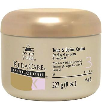 KeraCare Natural Textures Twist & Define Cream 8oz