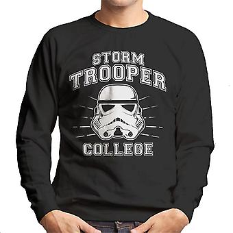 Original Stormtrooper College Men's Sweatshirt