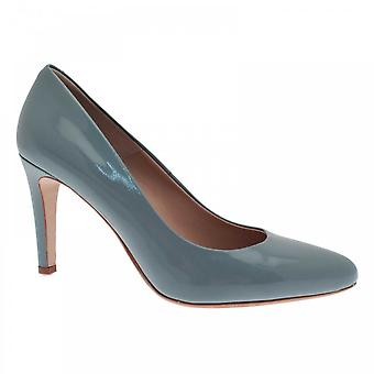 Renata Classic High Heel Leather Court Shoe