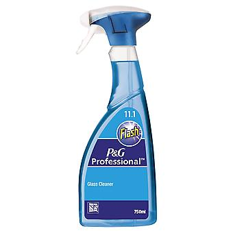 Flash Professional Glass Cleaner Spray