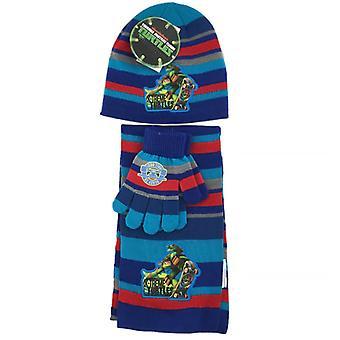 Teen Ninja Turtles talvi setti-sininen