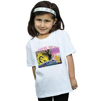 Disney Girls Prinsessa Ruusunen ja Maleficent t-paita