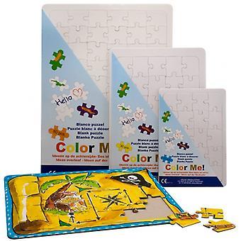 Puzzle de couleur A3 colpuzzlea3