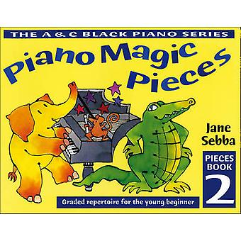 Piano Magic Pieces Book 2 - Graded Repertoire for the Young Beginner b