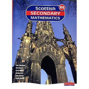 كتاب الطالب الرياضيات الثانوية الاسكتلندية الأحمر 4-دعم كوريكو