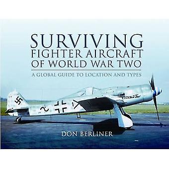 Chasseurs de survivant de la guerre mondiale deux - Fighters - A Global Guide