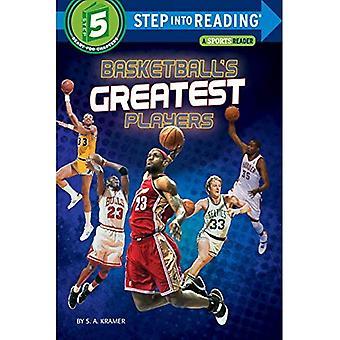 största basketspelare (steg i behandlingen)