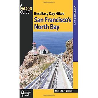Randonnée d'un jour meilleur facile North Bay de San Francisco (Falcon guide où vers la randonnée)