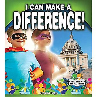 Ich kann einen Unterschied machen! (Staatsbürgerschaft in Aktion)
