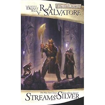 Streams of Silver: The Legend of Drizzt, Book V (Forgotten Realms Novel: Legend of Drizzt): Icewind Dale Trilogy Pt. 2 (Forgotten Realms)
