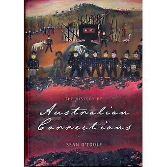 Geschiedenis van de Australische correcties