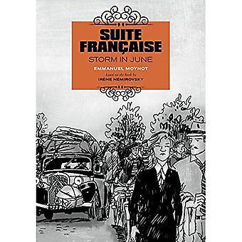 Suite Francaise: Storm In juni