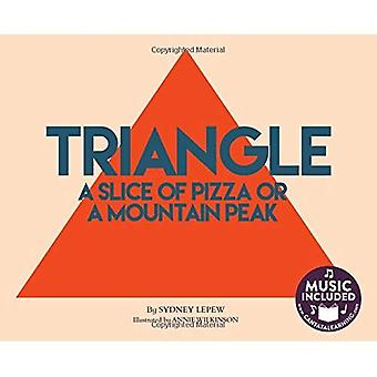 Triangle: A Slice of Pizza or a Mountain Peak (Shapes All Around Us)