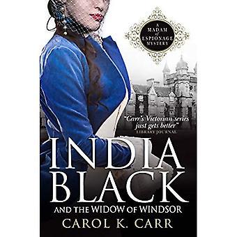 Indien-schwarz und die Witwe von Windsor: eine Frau von Spionage-Geheimnis