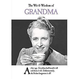 Der Witz und Weisheit der Oma