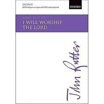 I będzie wielbić Pana: wokalne
