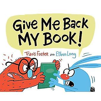 Gi meg tilbake min bok!