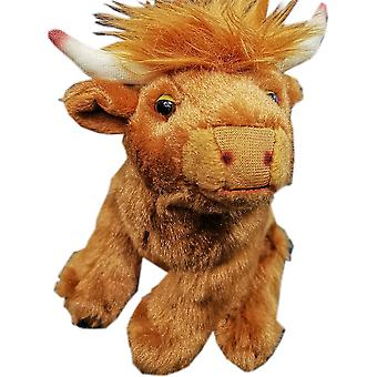 Living Nature Highland Cow Small
