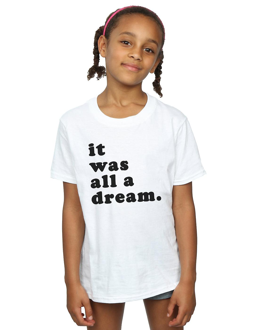 Notorious BIG Girls Dream Text T-Shirt