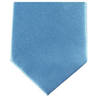Gravata de poliéster magro Neckwear Knightsbridge - azul