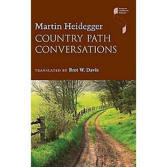Land Weg Gespräche von Heidegger & Martin