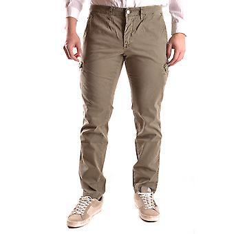 Colmar Originals Ezbc124008 Men's Green Cotton Pants