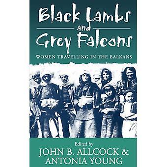 Svarta lamm och grå Falcons kvinnor reser på Balkan med Allcock & John B.