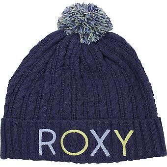 Roxy Womens Fjord Beanie - Crown Blue
