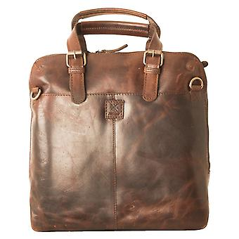 Ashwood Men's Shopper Leather Bag
