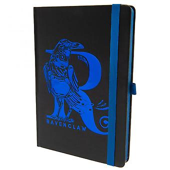 Harry Potter Official Ravenclaw Premium Foil Notebook