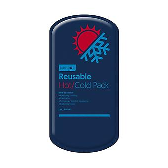 Blue Dot Reusable Cold & Hot Pack
