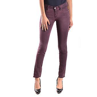 Meltin-apos;pot Ezbc262012 Femmes-apos;s Bourgogne Denim Jeans