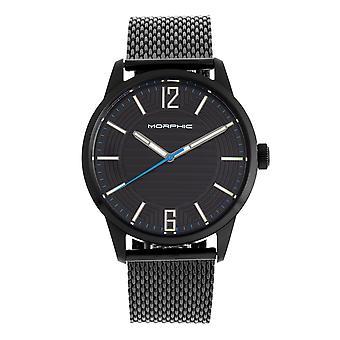 Morphic M77 Series Bracelet Watch - Black