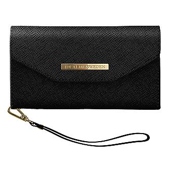 iDeal Mayfair Clutch Czarny iPhone XS/X