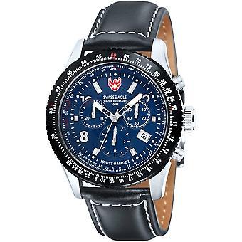 Swiss Eagle SE-9023-01 Heren Horloge