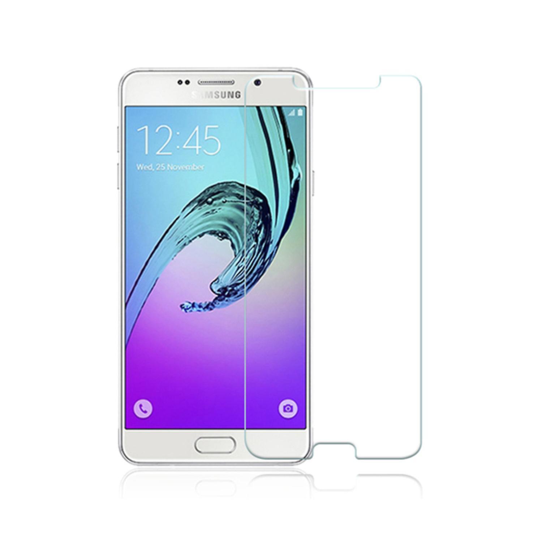 iCoverCase | Samsung Galaxy J3 2017 | 2- Pack Skärmskydd