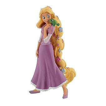 Bullyland Rapunzel Figurine with Flowers
