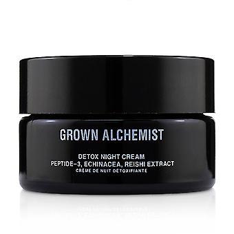 Detox Night Cream - Peptide-3 Echinacea & Reishi Extract - 40ml/1.35oz