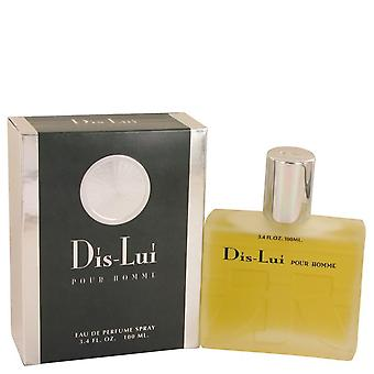 Dis lui eau de parfum spray door yzy parfum 538125 100 ml