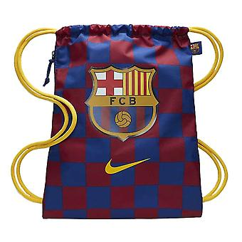 2019-2020 Barcelona Nike Allegiance gym Sack (Deep Royal)