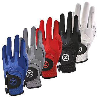 Zero Friction Mens Cabretta Leather Elite Left Hand Golf Gloves