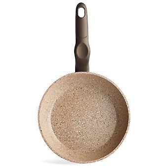 Mälli taonta Ind pan 24cm koko aalto (keittiö, kotitalous, paistinpannuille)