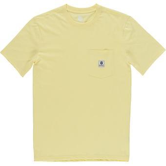 Element Men's T-Shirt ~ Basic Pocket popcorn