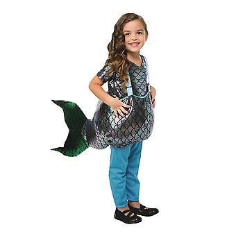 Bristol nieuwigheid Childrens/Kids stap in zeemeermin kostuum