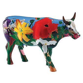 Cow Parade Georgia O'Kowffe (grand)