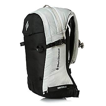 Black Diamond Dawn Patrol 25 - Unisex Backpack? Adult - Black-White - Medium/Large